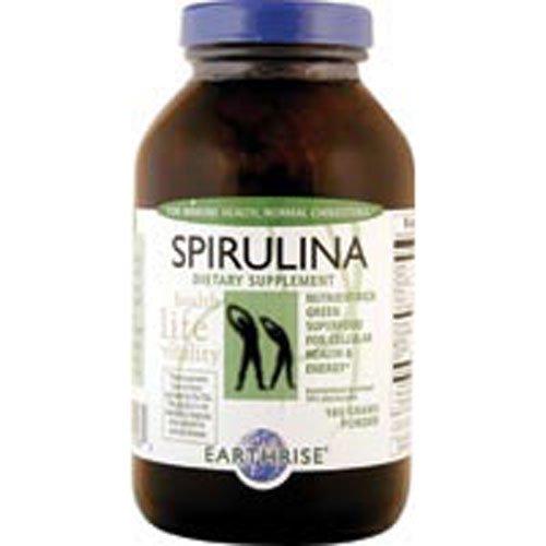 Earthrise Spirulina Powder 180 Gram 6.4 Oz