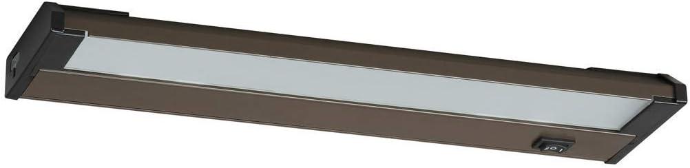 Afx Lighting Nxl320rb Bronze Nxl Series Xenon Under Cabinet Light Under Counter Fixtures Amazon Com