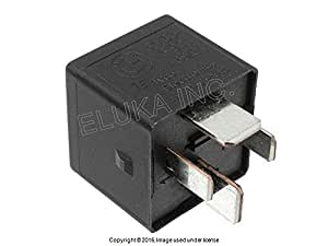 amazon com bmw genuine fuse box multi purpose relay  4