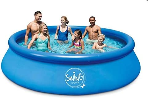 Mountfield Swing Splash - Piscina con Filtro de Cartucho (12 V ...