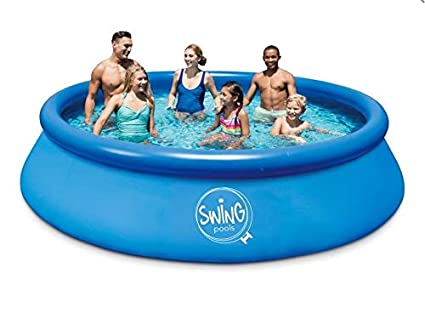 Mountfield Swing Splash - Piscina (366 x 91 cm): Amazon.es: Jardín