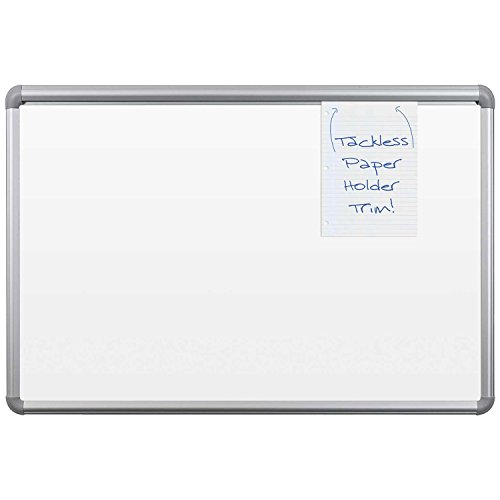 Balt Best Bite Whiteboard - Presidential Trim, White, 36 x 24 (Balt Presidential Trim)