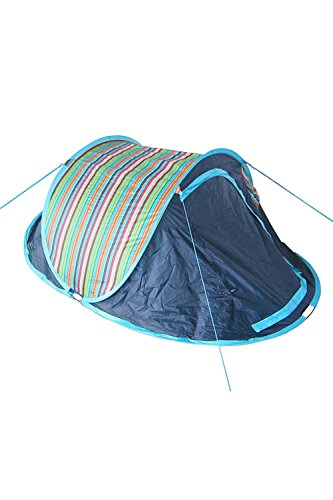 Mountain Warehouse Pop Up Double Skin 3 Man Tent