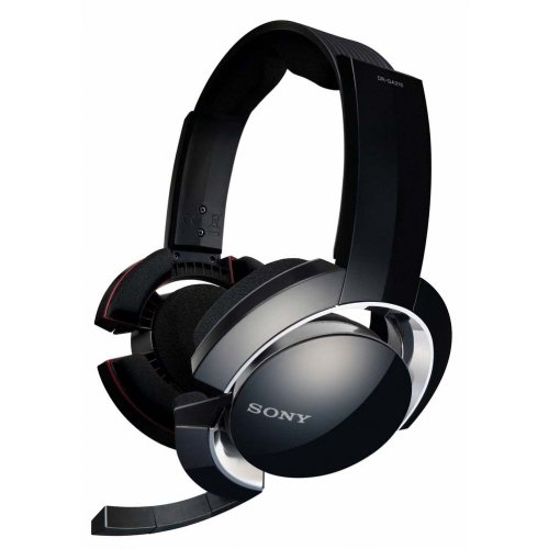 Sony DR-GA500 PC Gaming Audio Headset -Black