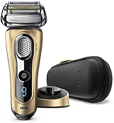 Braun Series 9 9299s Máquina de afeitar de láminas Recortadora Oro ...
