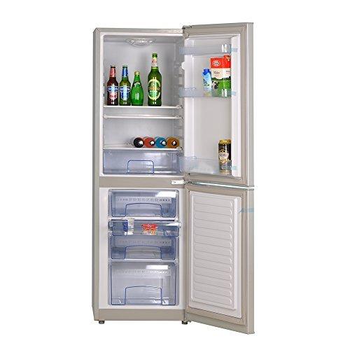 SMETA 7.0 Cu.ft AC/DC/Solar Powered Compact Refrigerator Beverage Freezer