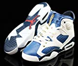 Best Fat Garage Basketball Shoes - Air Jordan VI 6 Retro Olympic Navy Blue Review