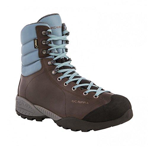 Scarpa Mojito ebony GTX jeans brown red mineral Maxi T1xn1P