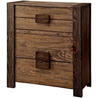 247SHOPATHOME Idf-7628C Drawers, chest, Brown