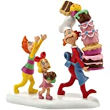 Department 56 Grinch Villages Who's with Sweets Village Accessory, 2.375-Inch