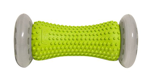 Foot & Hand Massage Roller by GoFit | Targeted Deep-Tissue Massage for Plantar Fasciitis, and Muslce Therapy by GoFit