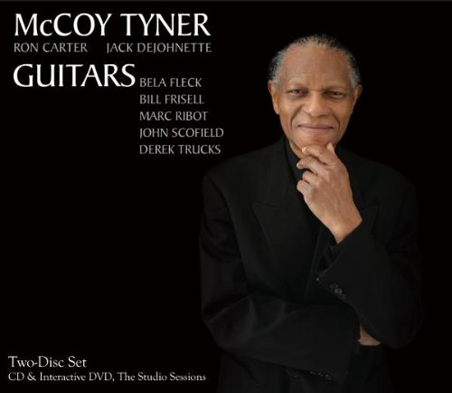 Guitars (CD/DVD) by MCCOY TYNER MUSIC