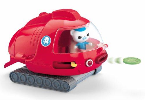 Mattel Fisher-Price BBR72 - Die Oktonauten Guppy-X Rettungseinsatz-Boot
