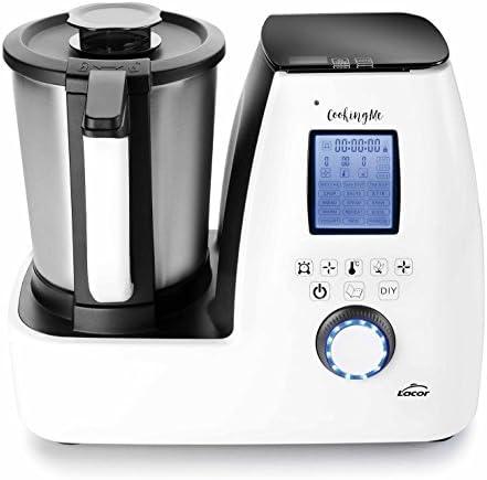 Lacor Cookingme Robot de Cocina Recetario Ingles: Amazon.es: Hogar