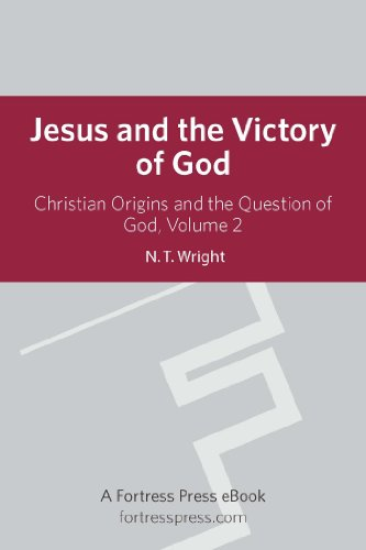 Jesus Victory of God V2: Christian Origins And The Question Of God: 002