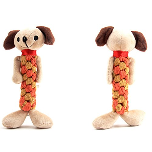 85%OFF Yesido. Puppy Dog Cotton Rope Chew Toys for Teeth Cleaning