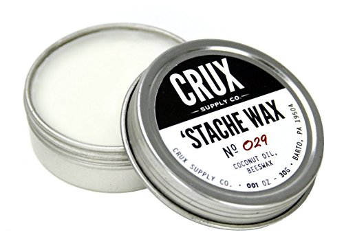 CRUX Supply Co. - 'Stache Wax 1 OZ.(30G) by CRUX Supply Co.