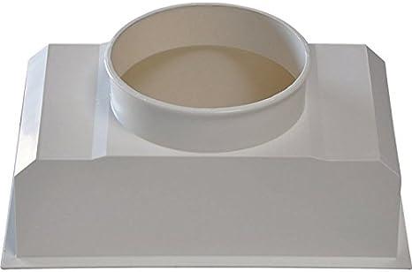 Pl/énum grille de soufflage ABS 300x150mm R/éf PLSABS300X150