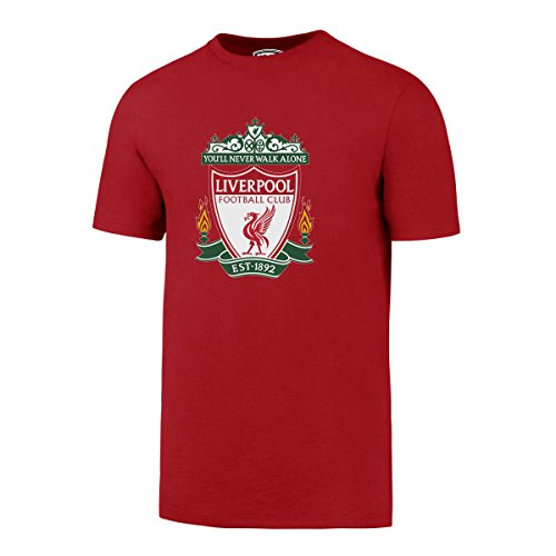 EPL Liverpool Men's OTS Rival Tee, Medium, Red