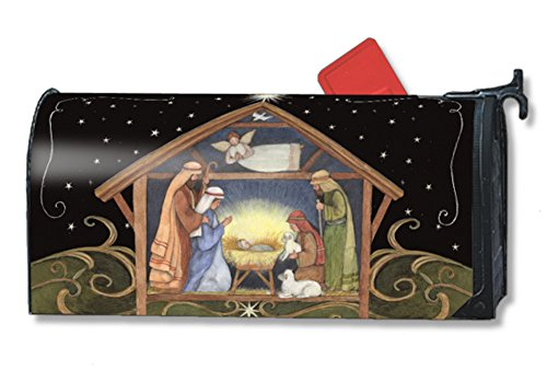 MailWraps Bethlehem Mailbox Cover 01037 by MailWraps (Image #1)