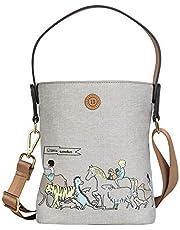 Twelvelittle Parade Insulated Bottle Bag in TAN