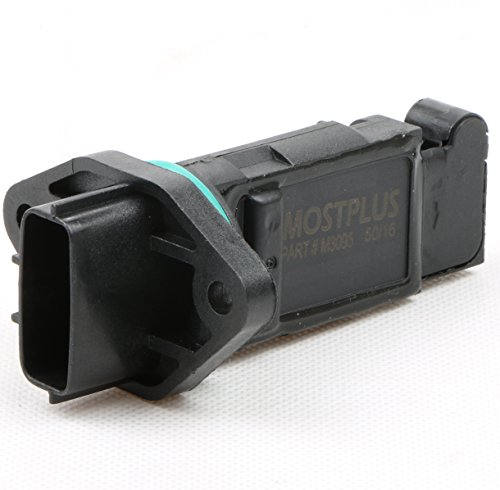 MOSTPLUS M3095 Direct Replacement Mass Air Flow Meter MAF Sensor Fit I35 Maxima Pathfinder 2002-2003 22680-6N201 (Sentra Mass Air Flow Meter)