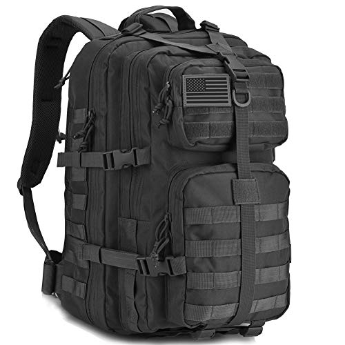 REEBOW GEAR Military Tactical Backpack Large Army