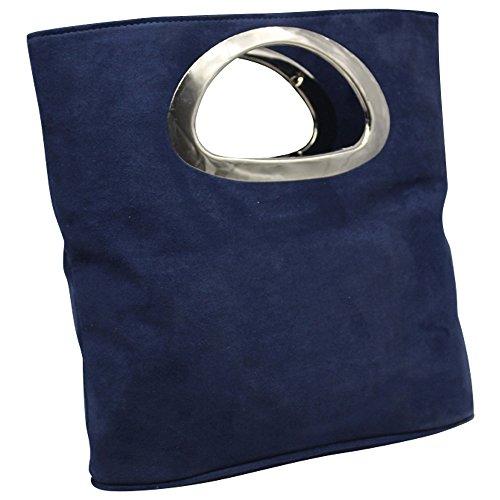 Women Tote Casual Fashion Giftblack Party Female Bags blue Lady Messenger Handbags navy Wiwsi qfTF1wx