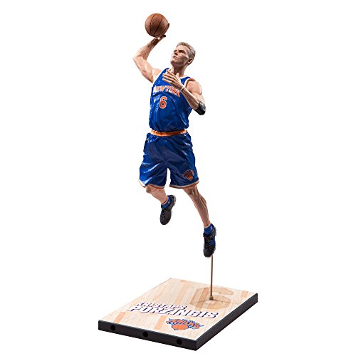 McFarlane Toys NBA Series 29 Kristaps Porzingis New York Knicks Collectible Action Figure