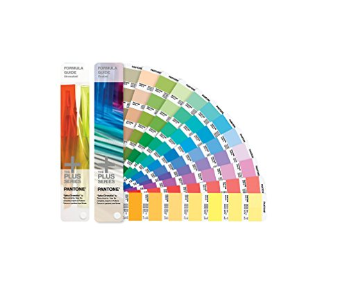 PANTONE GP1501 Plus Series Formula Guide Coated and Uncoated by Pantone