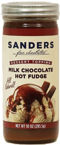 Sanders Topping Choc Mlk Hot Fudge