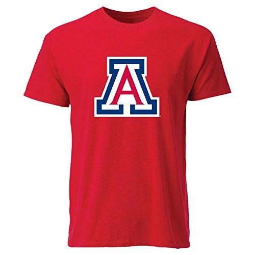- NCAA Arizona Wildcats Men's Ouray Short Sleeve Tee, Red, X-Large