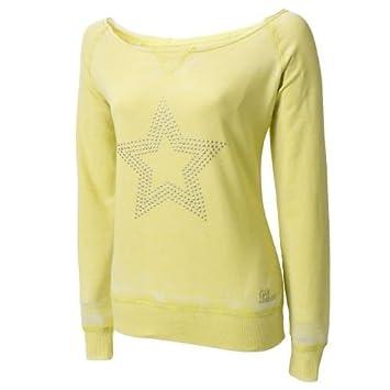 ea42eb3aa83c Pikeur Damen Pullover Sweatshirt Sophie Lime Sale UVP 59,95€ Farbe Lime,