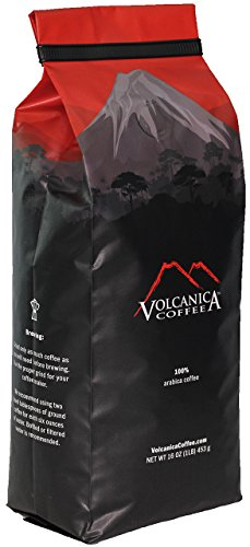 Kenya AA Coffee Beans, Whole Bean, Fresh Roasted, 16-ounce