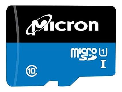 Micron Industrial Memoria Flash 32 GB MicroSDHC Clase 10 UHS ...