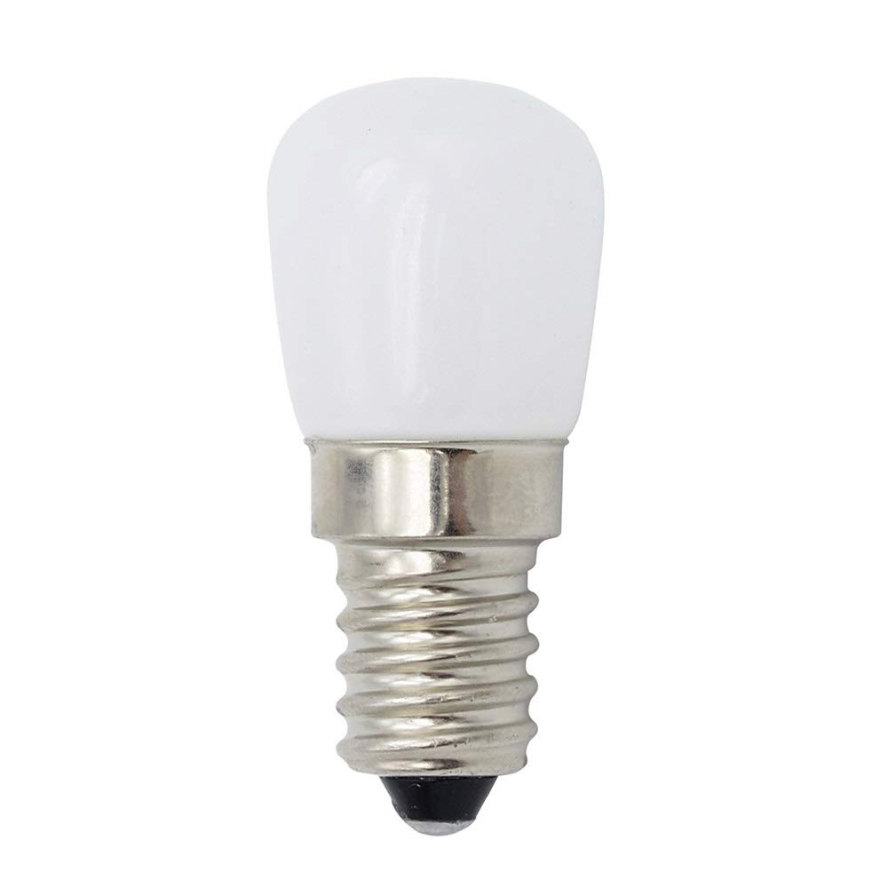 Tanxinxing E14 LED Bulb SES LED Pygmy Light Bulb Warm White Cool White 3W 180LM Bombillas de bajo consumo Equivalente a la bombilla halógena de 20W Para la máquina de coser de la campana del refrige