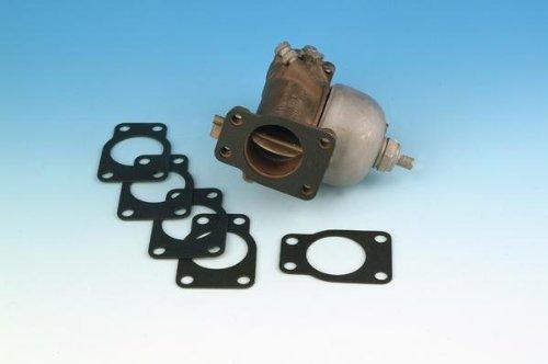 James Gasket Intake Manifold Gasket for Linkert Carburetors - Paper JGI-27411-40