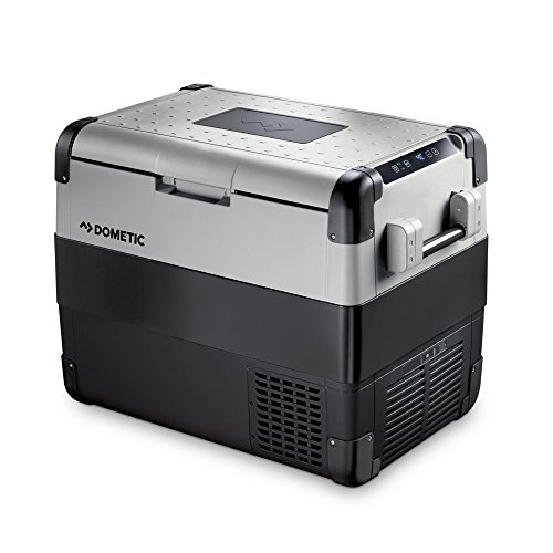 - Dometic CFX 65W Black/Gray CFX 65W 12V Electric Powered Portable Cooler (Fridge Freezer)