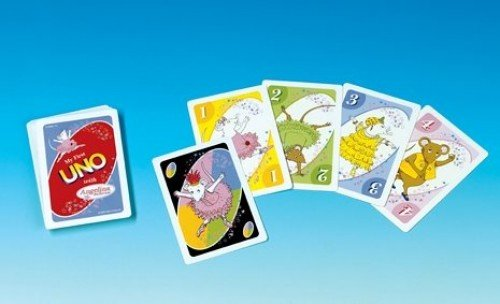 angelina ballerina card game - 4