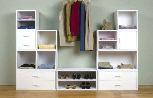 High Quality Amazon.com: Foremost 329206 Modular Large Shelf Cube Storage System, Black:  Home U0026 Kitchen