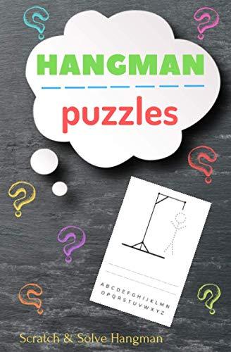 Hangman Puzzles: hangman games to play and enjoy