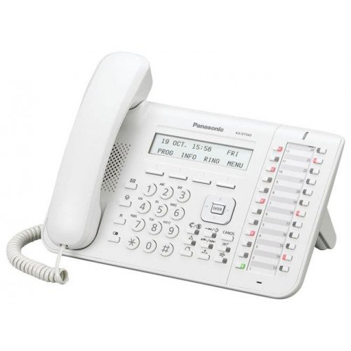 Price comparison product image Panasonic KX-DT543-W Digital Phone