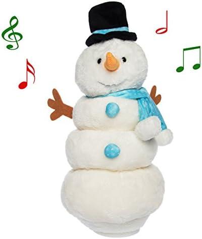 Simply Genius Singing Dancing Snowman product image