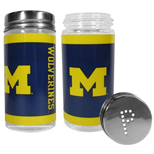 (NCAA Michigan Wolverines Tailgater Salt & Pepper Shakers)
