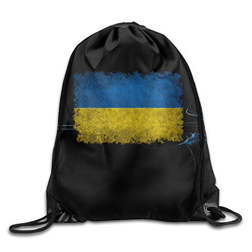 Olympic Games Rio 2016 Flag Of Ukraine GYM Drawstring Backpack Bag - Michael Phelps Olympic Medals