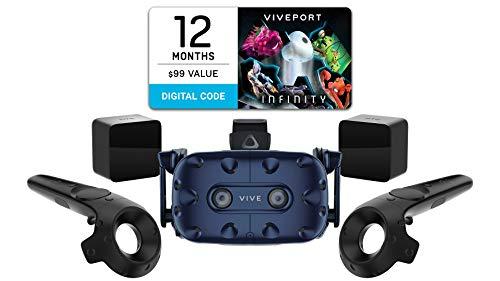 HTC Virtual Reality System Vive Pro Starter Kit - PC
