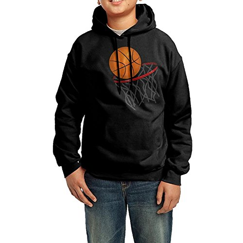 Basketball Put In Basket Cyber Monday Teen-age Adolescent Fashion Hoodie Sweatshirts Young Hooded Sweater For Mens
