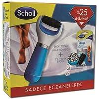 Scholl Elektronik Ayak Törpüsü + 2Li Yedek Başlık Mavi