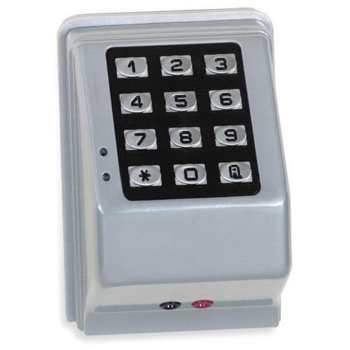 - Alarm Lock DK 3000 26D Trilogy Weatherproof Digital Access Keypad Pin