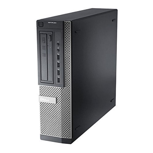 Dell Optiplex 7010 Premium Business Desktop Computer, Intel Quad Core i5-3470 Processor up to 3.60 GHz, 16GB RAM, 2TB HDD, DVD, USB 3.0, Windows 7 Professional (Renewed)